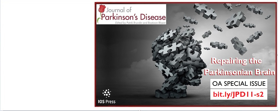 JPD 11:s2 OA special issue (Repairing the Parkinsonian Brain)