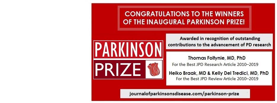 Parkinson Prize 2020