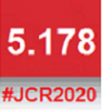 JPD 2019 Impact Factor 5.178